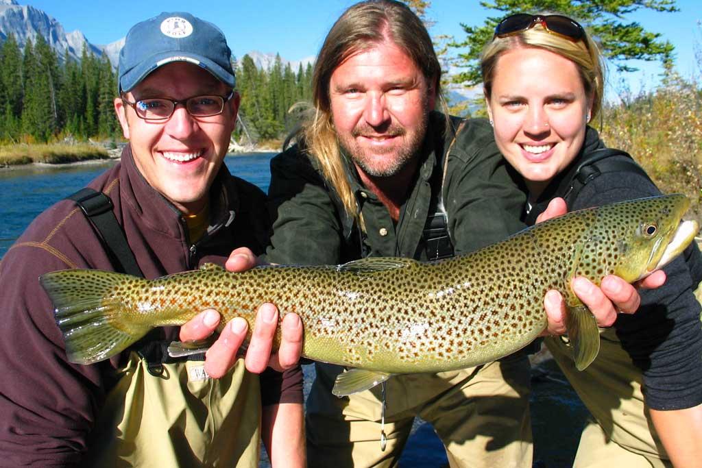 Banff Fly Fishing Trips