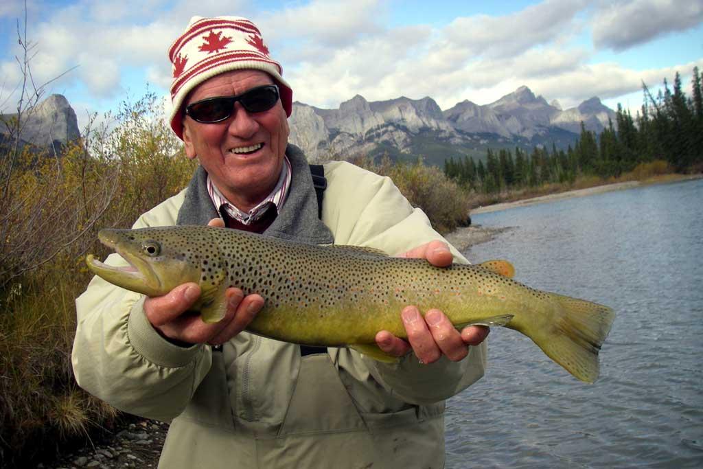 Banff Fishing