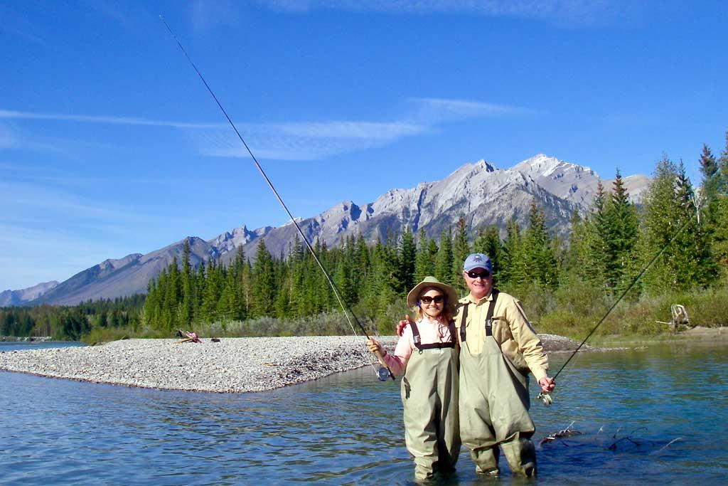 Fly Fishing Adventures Alberta
