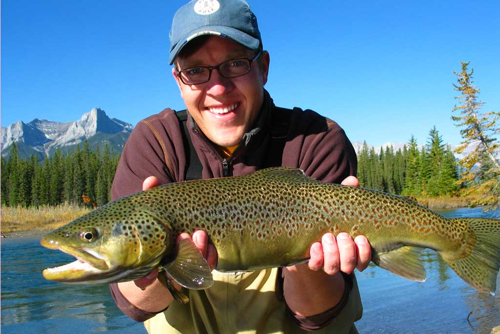 Fishing Adventure Alberta