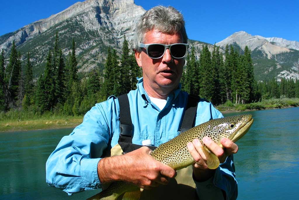 Brown Trout Alberta