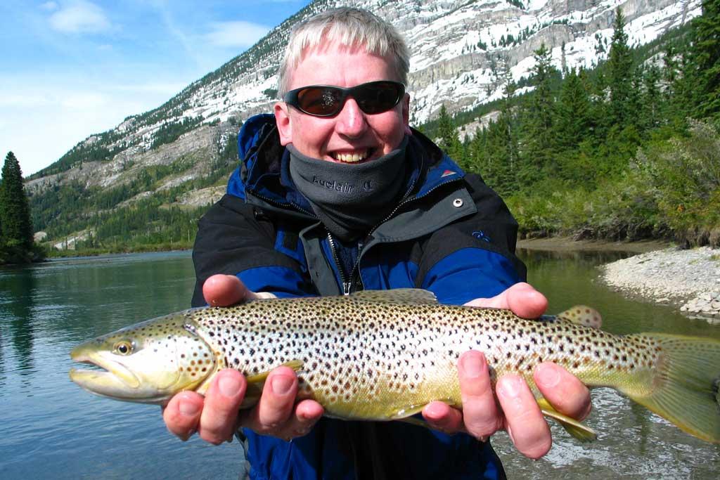 Fishing Alberta